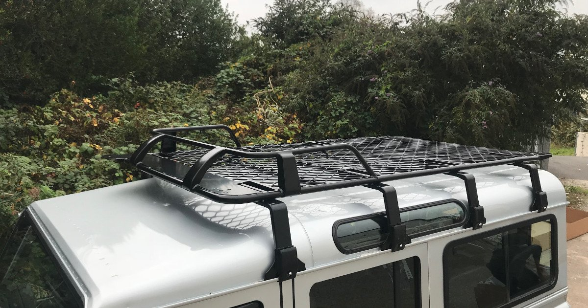 ON SALE NOW our aluminium  #expedition #roofracks. Suitable for work or play, 50% lighter than our standard roof racks, yet no reduction to carrying capacity.  https://direct4x4.co.uk/collections/roof-racks-rails-bars/…  Keep your load safe and secure!