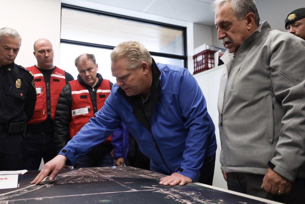 Mayor Ottawa Update ottawa Affected In