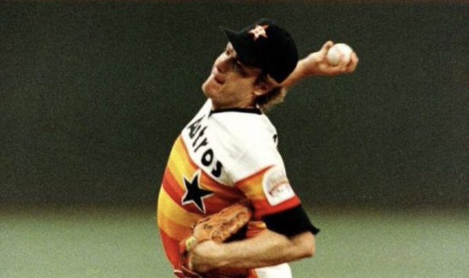 Happy birthday to Mike Scott, who scuffed his way to a Cy Young, a Division Clinching No Hitter and NLCS MVP in 1986