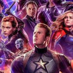 Image for the Tweet beginning: 'Avengers: Endgame' Makes History with