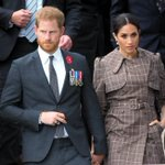 Image for the Tweet beginning: VF: The Sussexes probably won't