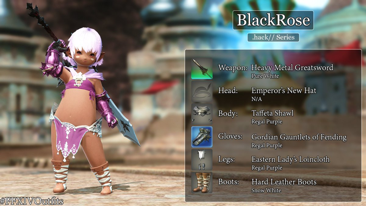 hack//Espresso=Lalafell on Twitter: