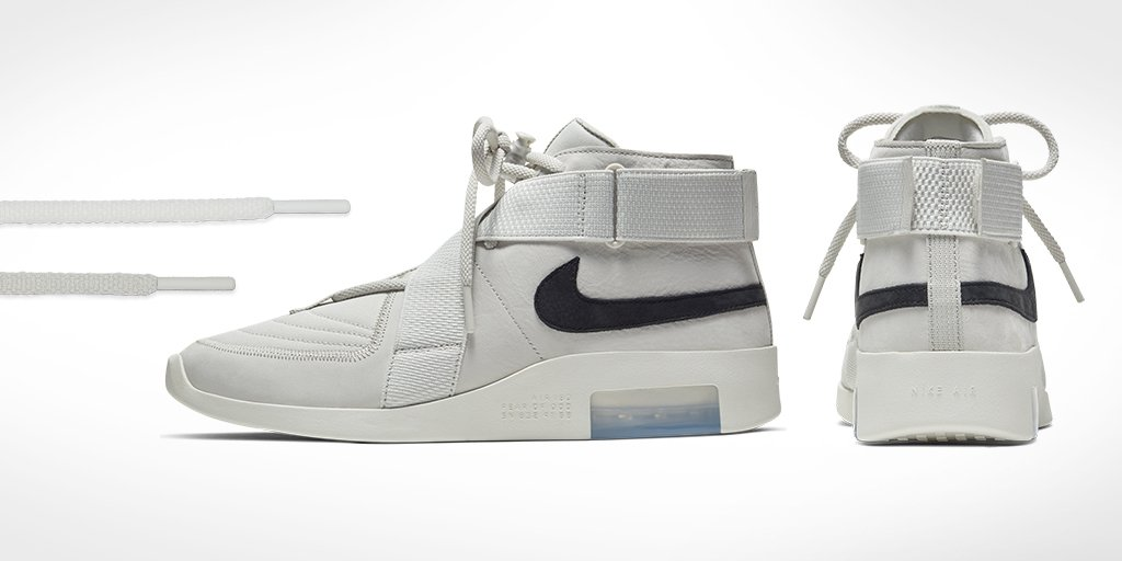 9e014dc5 HOTTEST RELEASE: The Nike x Fear of God sneakers land on #TheDoubleF  tomorrow, don't miss out! → http://bit.ly/Sneakers-Hub #nikexfearofgod #nike  ...