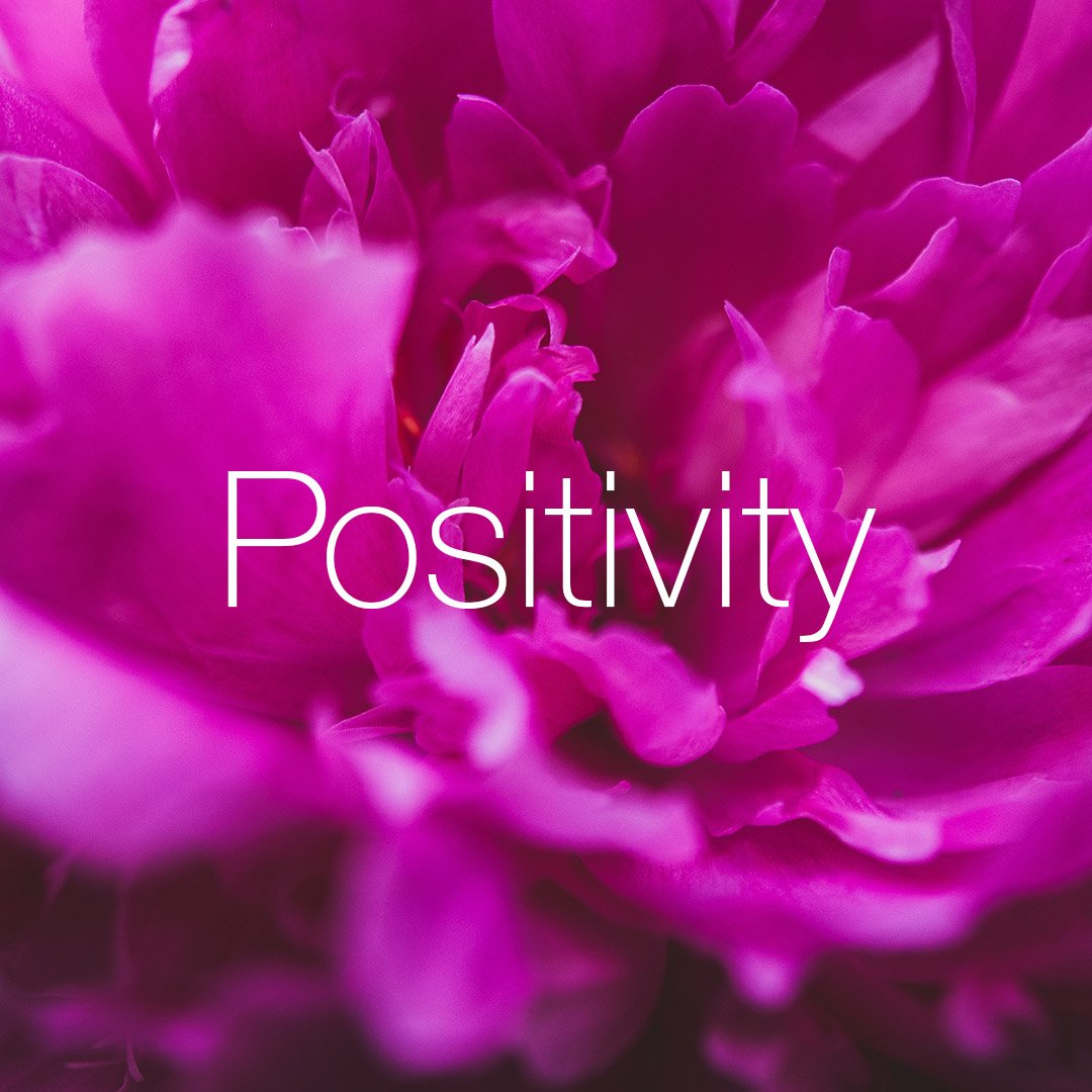 Positivity – feeling good, ambitious and committed to success #positivity #values #quintessence #AboveAndBeyond