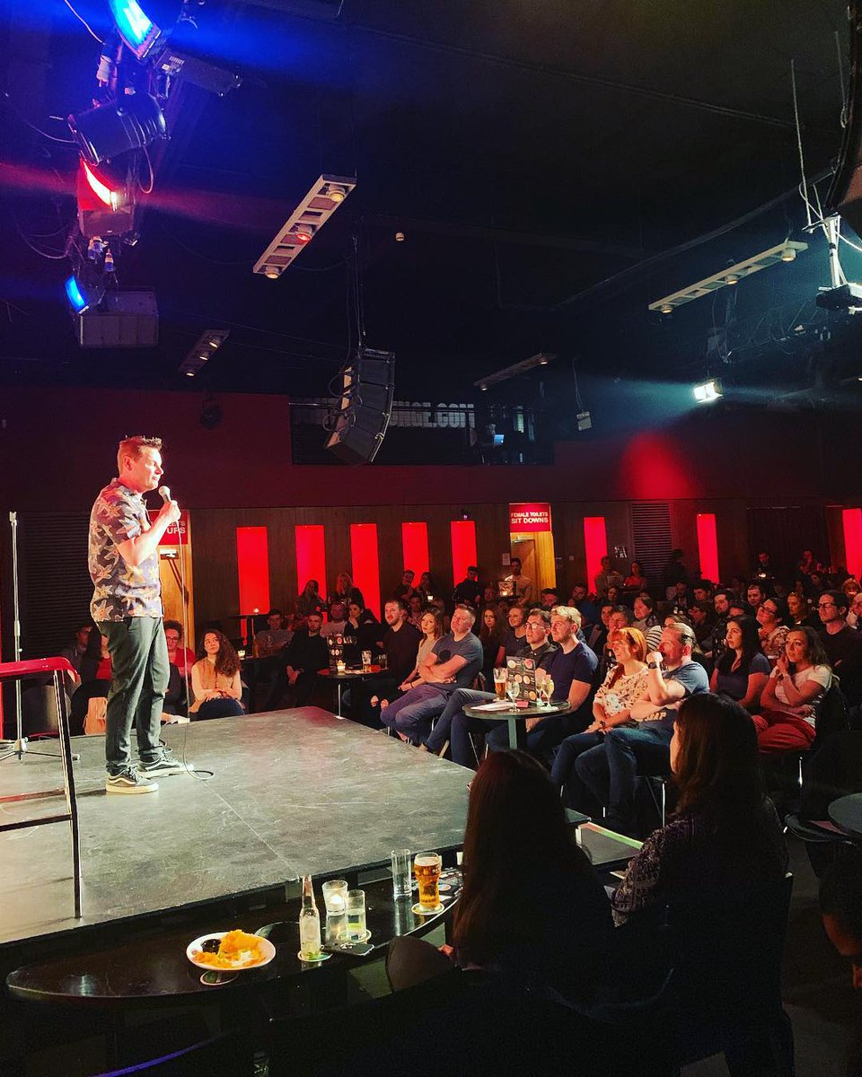 Image result for The laughter lounge dublin