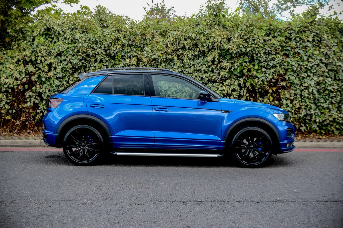 Alan Day Group On Twitter Take A Look At Our Impressive Limited Edition Vw Troc R Line We Went To Town On The Design For This Exclusive T Roc Here Are A Few Of