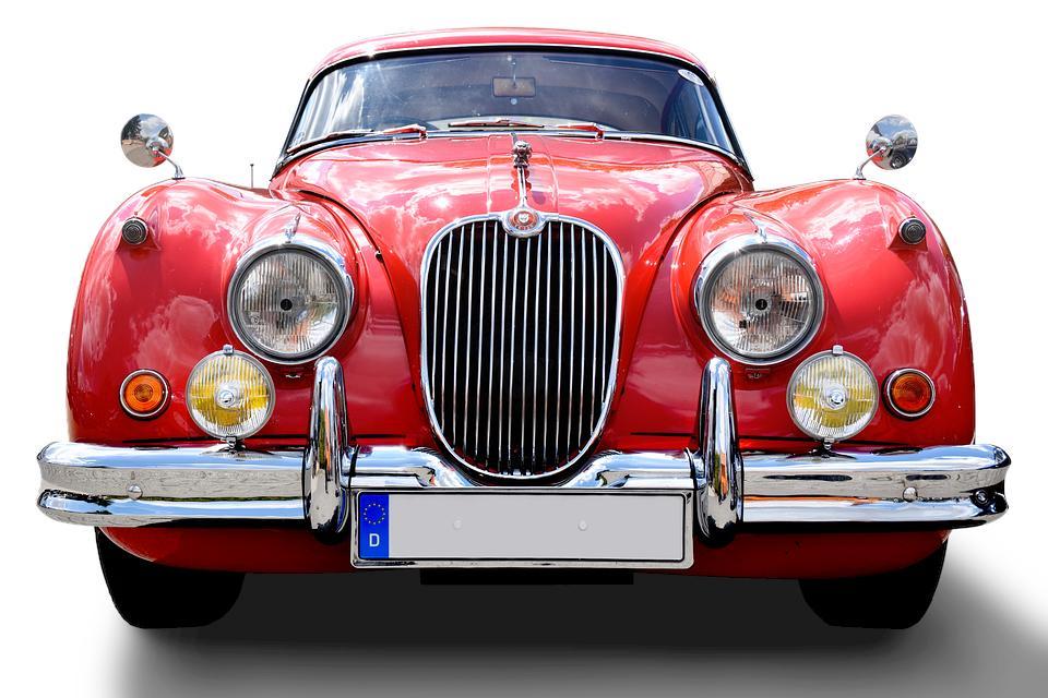 Jaguar-Old timer