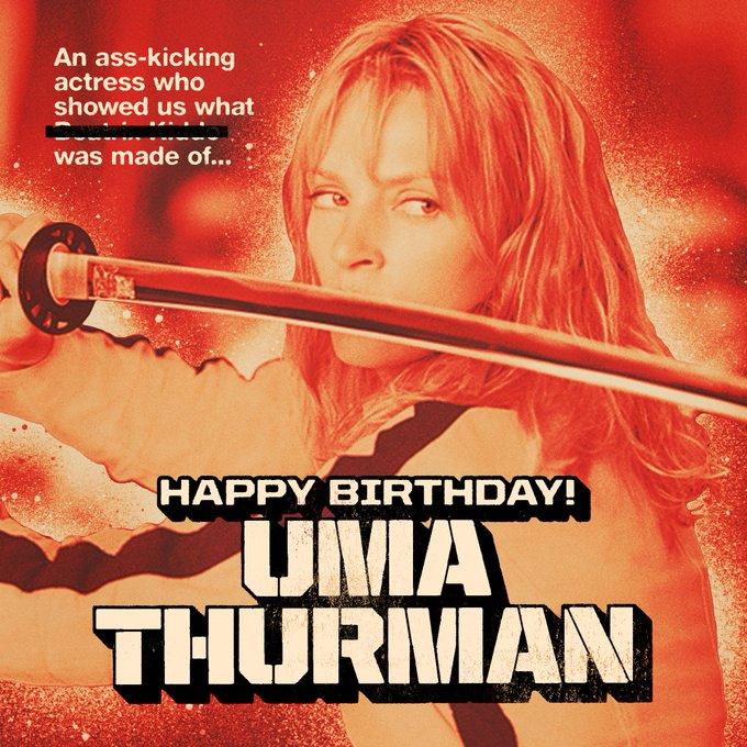 Happy Birthday Uma Thurman Latest News Breaking News Headlines