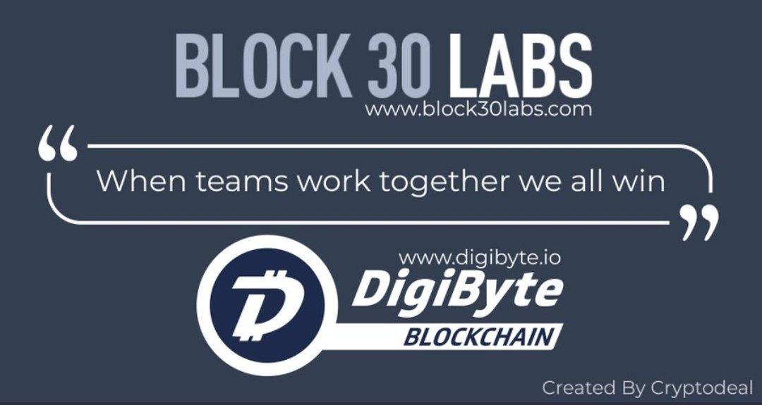 Twt - Block 30 Labs - #DigiByte Summit - Amsterdam 2019 - Key Note