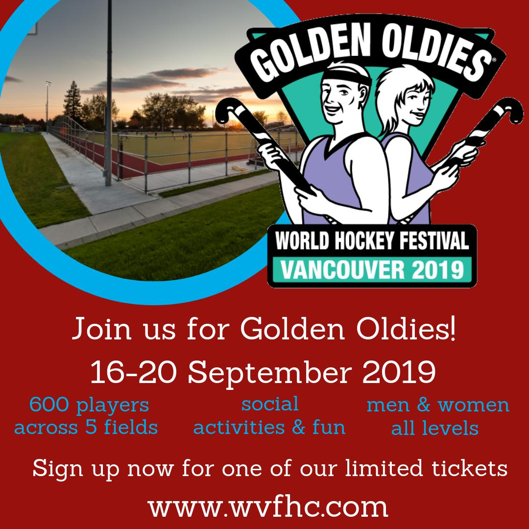 Join us for Golden Oldies this September! Social activities, food, drink, music & 3 days of hockey across 5 fields at Ambleside. Sign up to play in one of our teams for the festival! All info at http://wvfhc.com #fieldhockey #GOvancouver #westvancouver #northvancouverpic.twitter.com/WT63DhBAIl