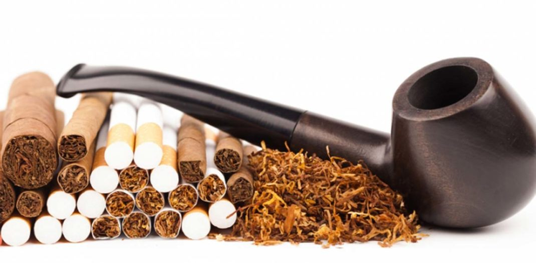 Картинка с табаком