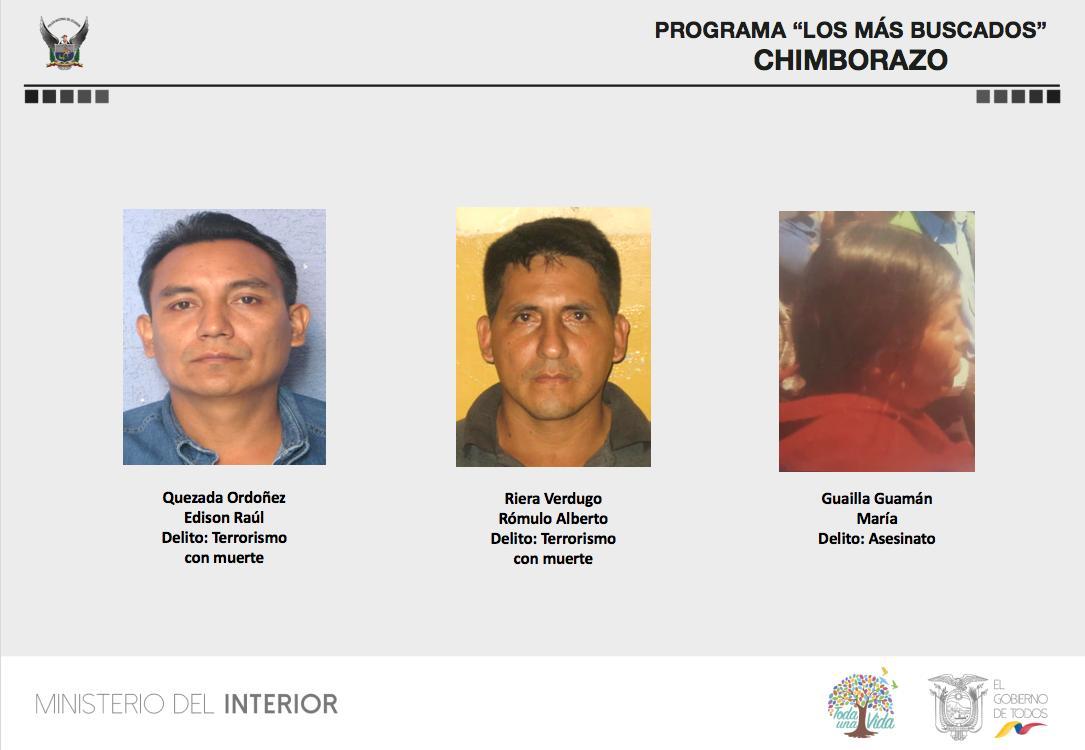 Min Interior Ecuador