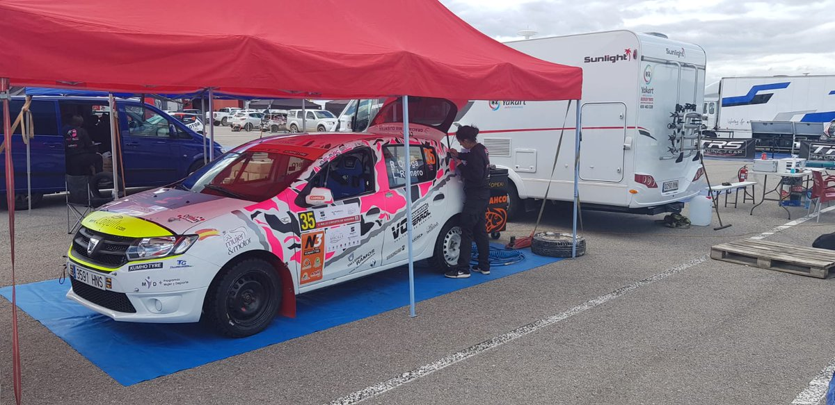 CERT: 5º Rallye de Tierra Circuito de Navarra [26-27 de Abril] D5Fn-njU8AQtIeN