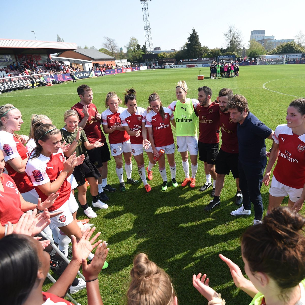 Come on, this is the final step! #WeAreTheArsenal