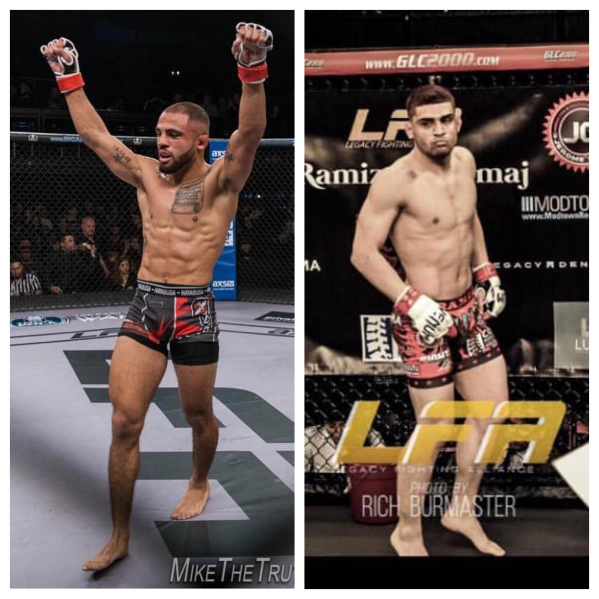 Two of our brothers are heading to the contender series June 25th let's go ! @milesxjohns @170Ramiz #dallas #txmma #fortismma