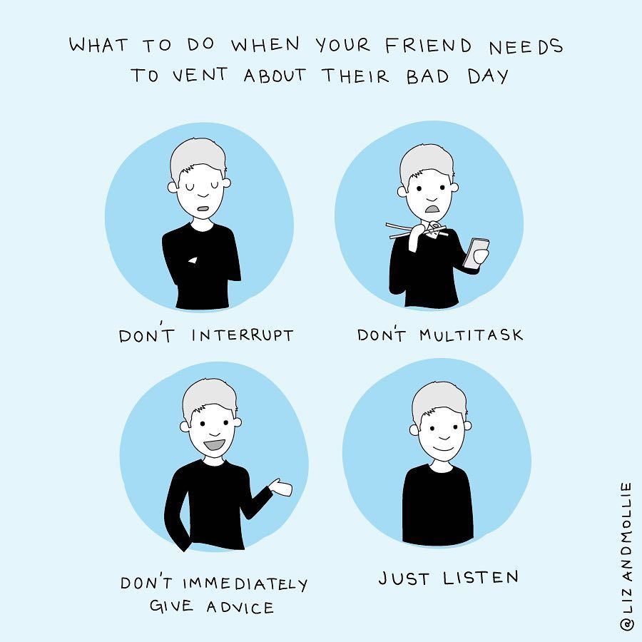 Friendly advice for supporting your friends.  . . . #friendship #care #love #listen #listening #communication #friends #lovelanguage #thursday #softskills #caring #caringquotes #support #emotionalsupport #showingup #feelings #art #emotions #illustration #drawing #artists<br>http://pic.twitter.com/6ruokRibVV