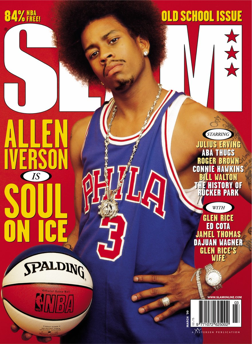 The influence. #IversonWeek