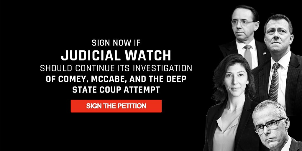 The #Muellerinvestigation was anything but neutral. It was staffed by individuals who openly attempted to prevent @realDonaldTrump from being President. Do you think we should investigate the investigators? http://jwatch.us/Qf5BAB
