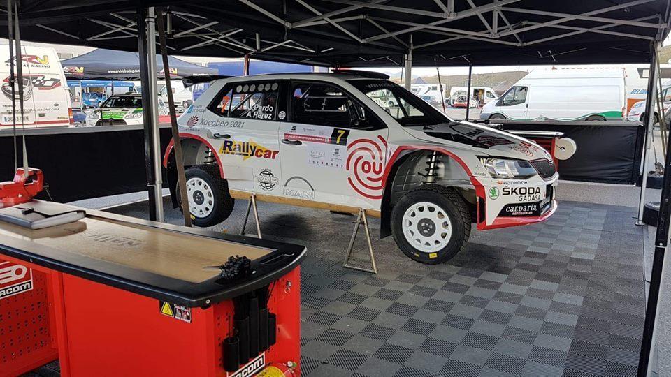CERT: 5º Rallye de Tierra Circuito de Navarra [26-27 de Abril] D5Fya5sXoAALRvo