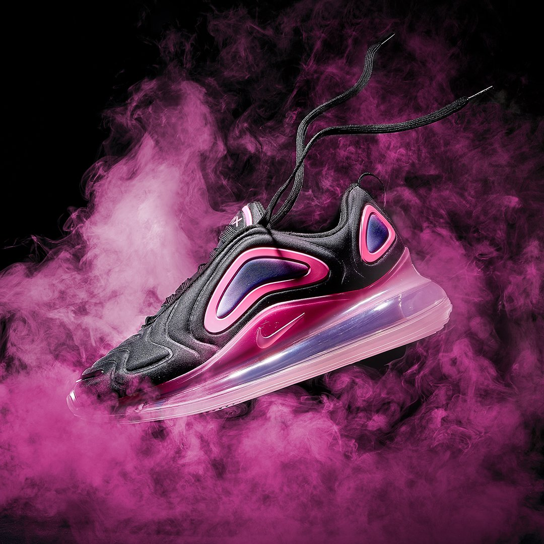 RISE ABOVE. The Nike Air Max 720