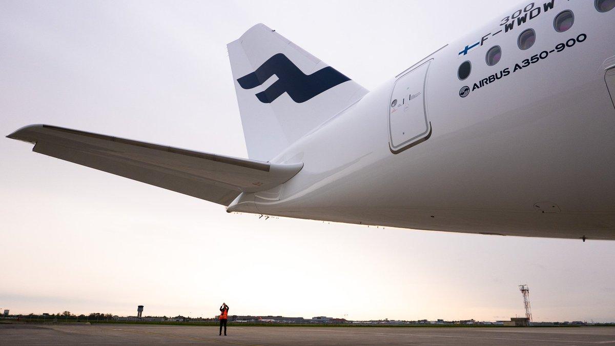 The new Finnair Airbus A350 XWB flights available now   Finnair