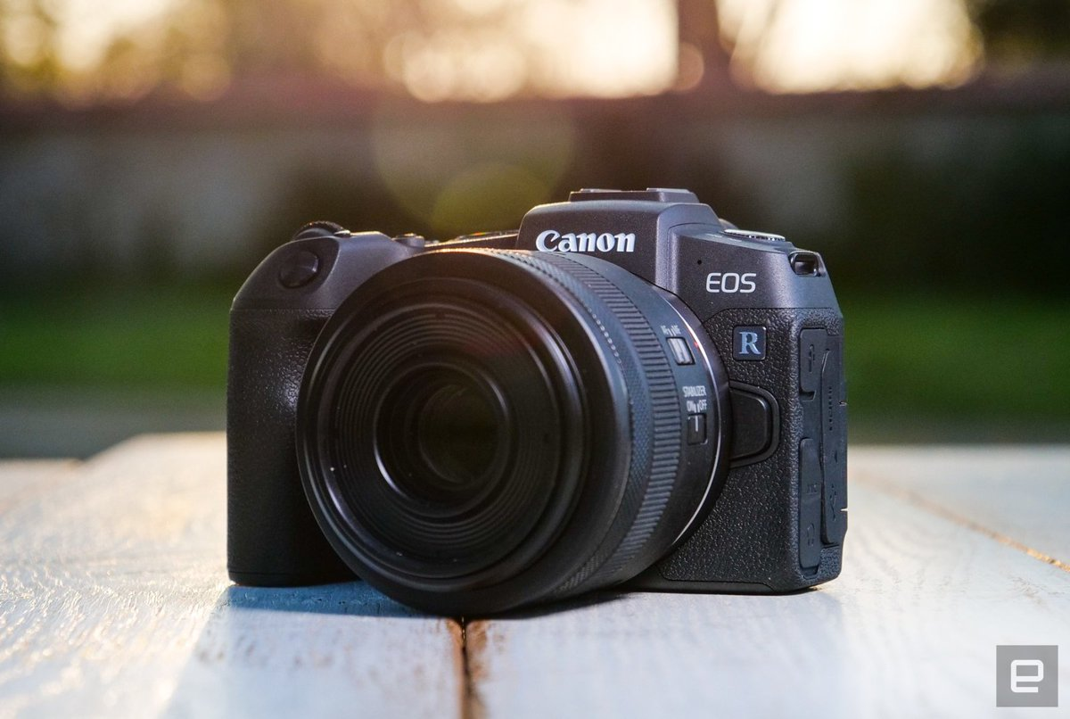 Canon EOS RP review: A full-frame camera that cuts too many corners