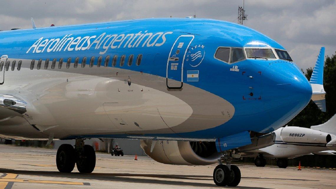 Por el paro nacional, cinco aerolíneas en Salta cancelan sus vuelos