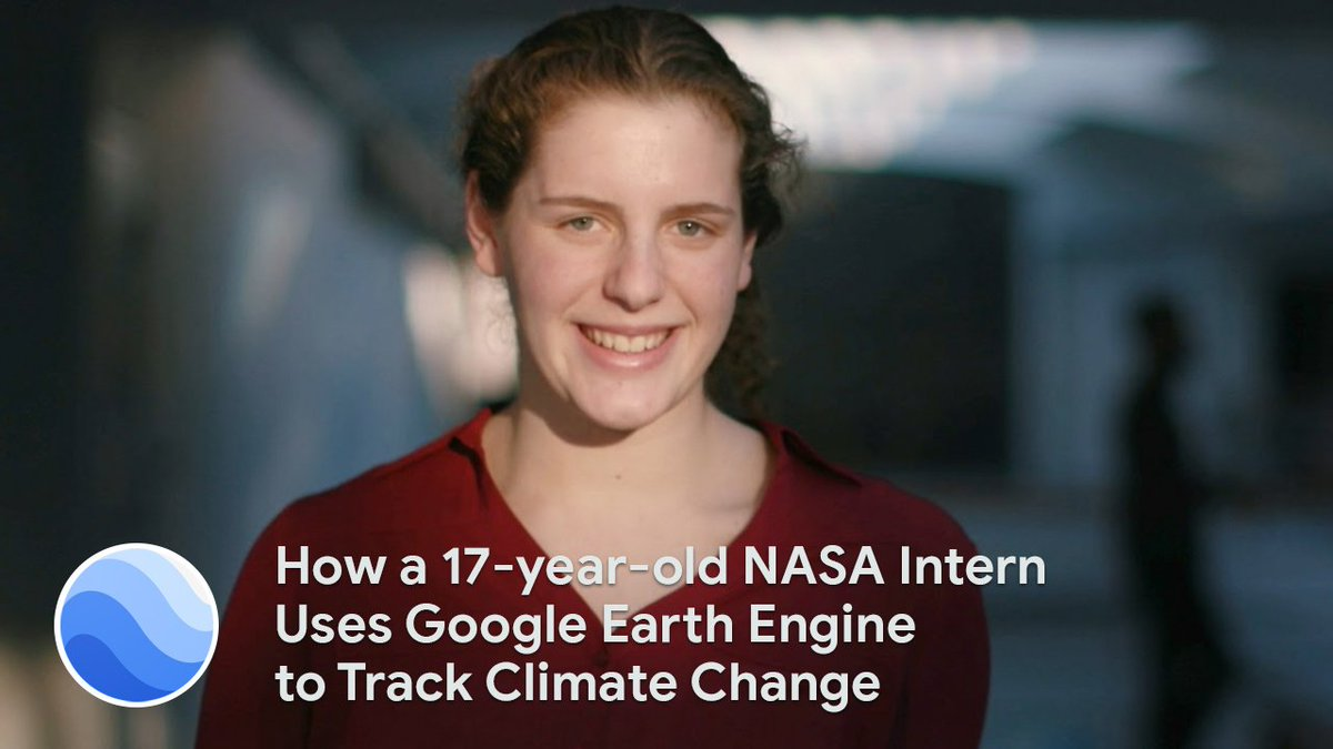 Liza's talk at #AGU18 was one of the best talks I've seen at AGU. Congratulations on your amazing work and for being a great role model for #WomenInSTEM!