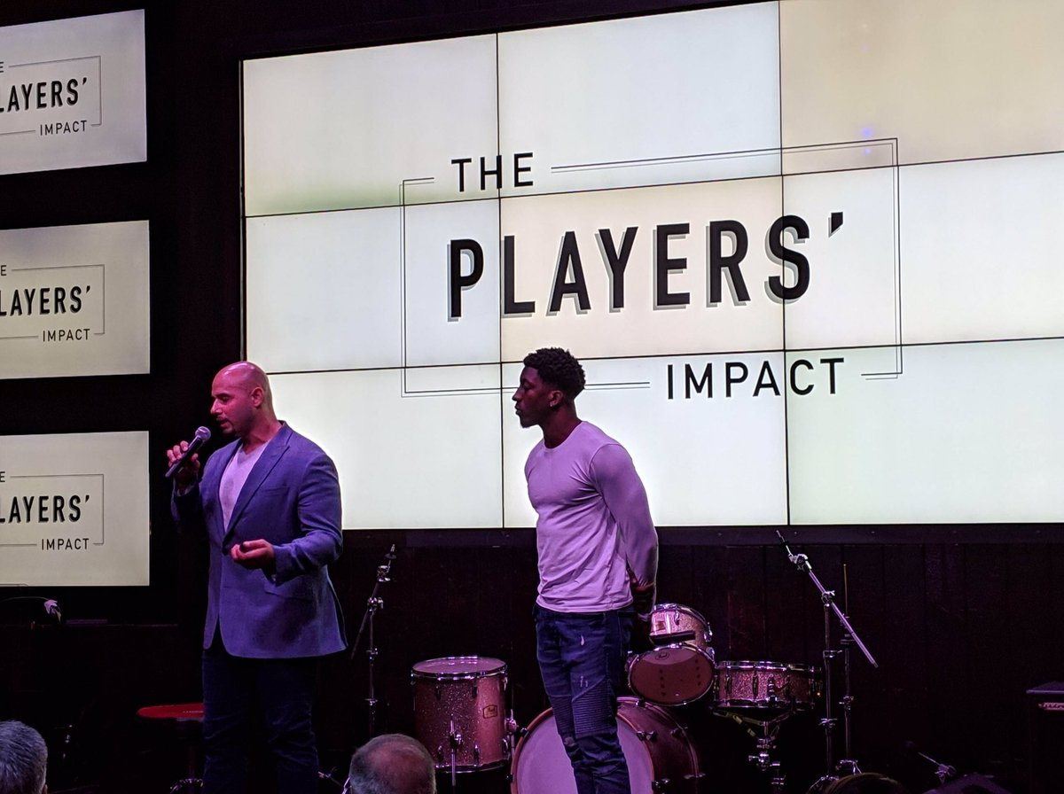 Great pitch event last night! Thanks to all who joined us at the #NFLDraft19! #athleteinvestors #athleteentrepreneurs