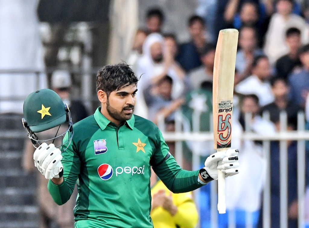 We are proud to announce the signing of Haris Sohail, Pakistan's consistent & stylish left-hand middle order batsman. With an average of 48, he is a key member of #Pakistan #CWC19 squad.Welcome to #TheSayaFamily champ!#SayaCorporation #VitaeSports #Cricket #NewSigningPC: PCB