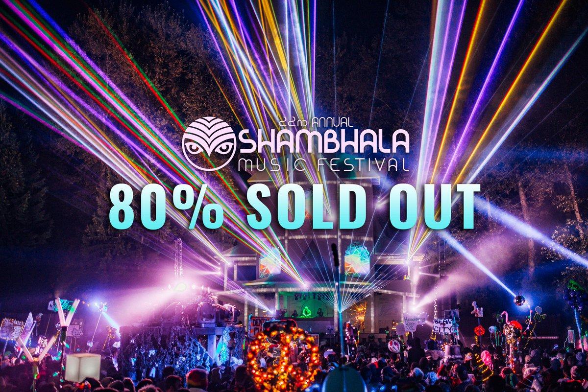 Shambhala Music Festival 2019