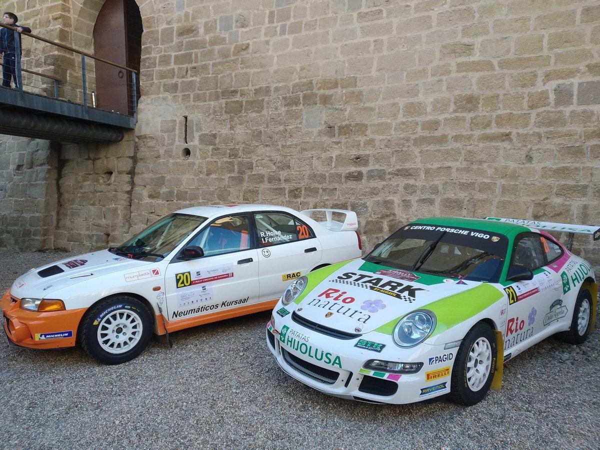 CERT: 5º Rallye de Tierra Circuito de Navarra [26-27 de Abril] D5GKoFLXkAA0iAa
