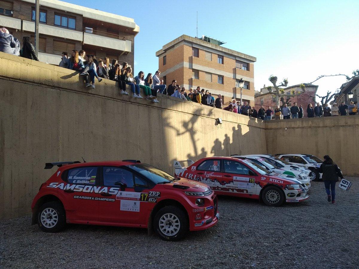 CERT: 5º Rallye de Tierra Circuito de Navarra [26-27 de Abril] D5GKtTNWAAEK8wm