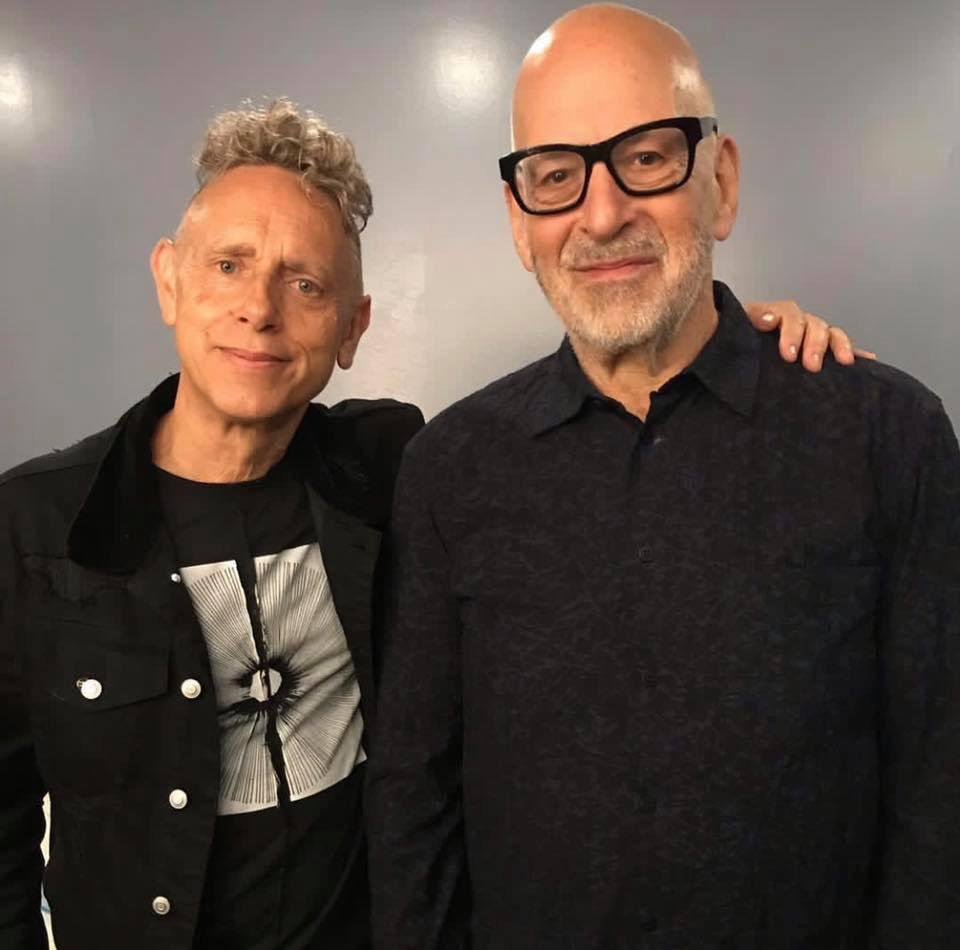 """Ultra Depeche Mode 🚩 sur Twitter : """"Martin Gore & Daniel Miller ..."""