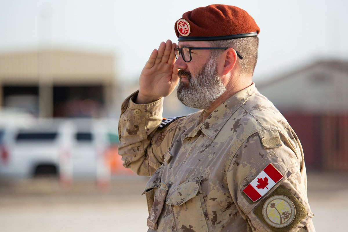 Canadian Armed Forces Operations on Twitter: