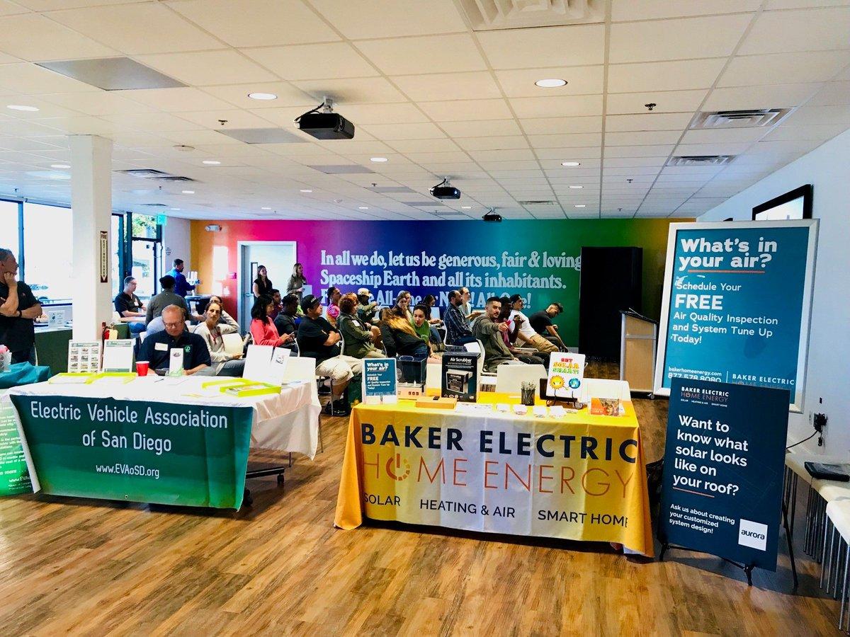 Baker Electric Solar >> Baker Electric Home Energy Bakerhomeenergy Twitter