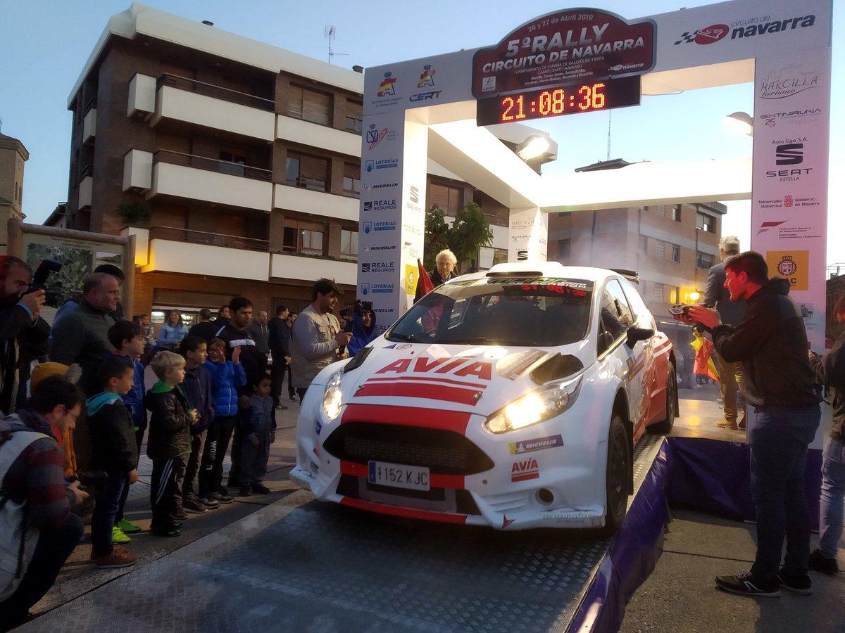 CERT: 5º Rallye de Tierra Circuito de Navarra [26-27 de Abril] D5Ghc6EW4AAEZZY