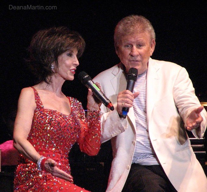 Volare, oh oh Cantare, oh oh oh oh   Happy Birthday to our dear friend Bobby Rydell!