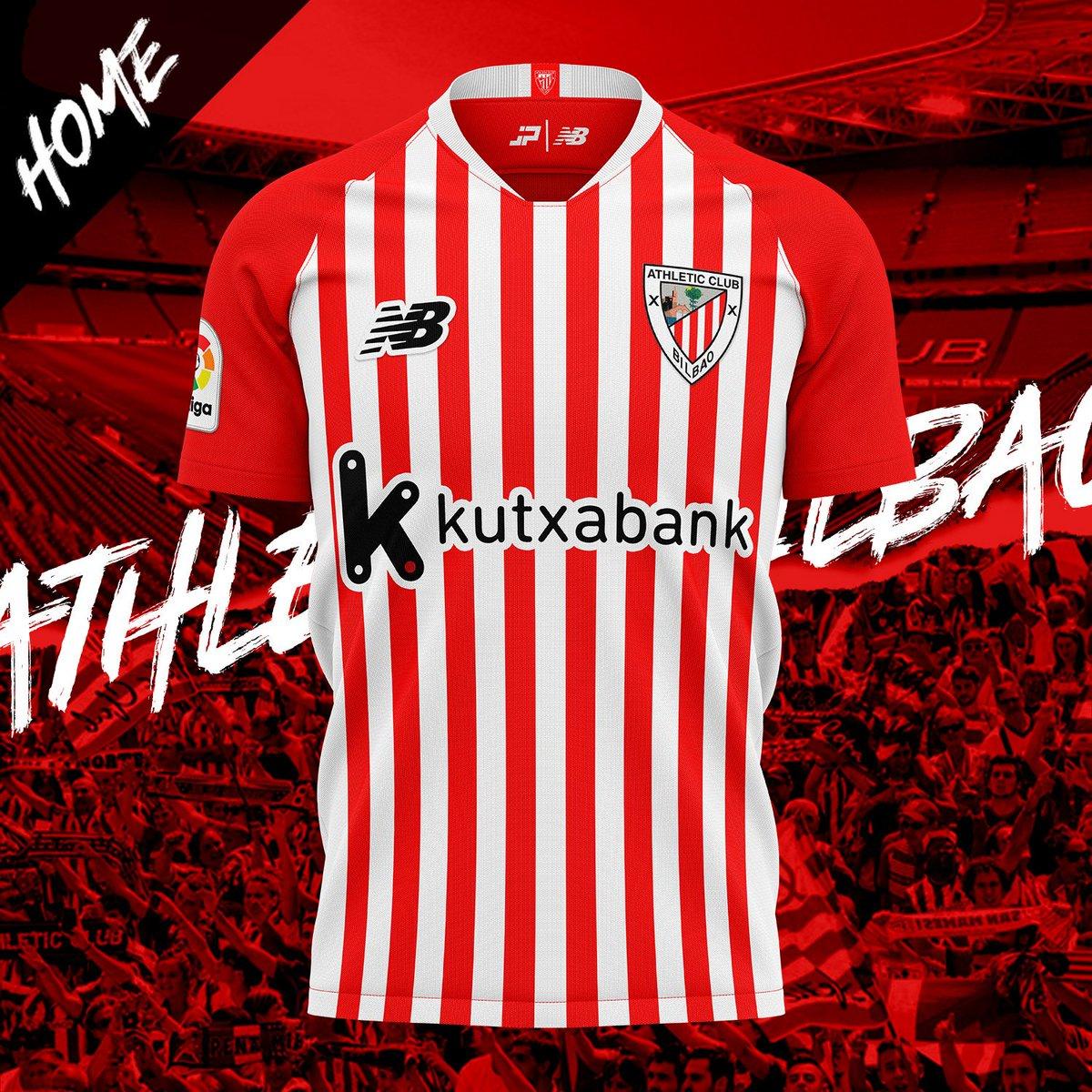 more photos c02ea 6da7a Athletic Club Bilbao Home Concept Kit. Rate 1-10 ...