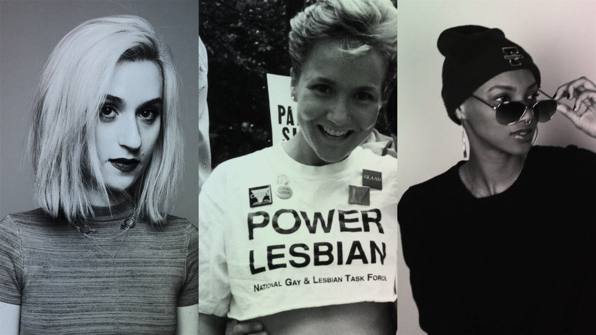 noir Trib lesbienne