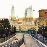 Mucho por mejorar para la calificación! 💪 #AzerbaijanGP #Baku #Checo11 🇦🇿