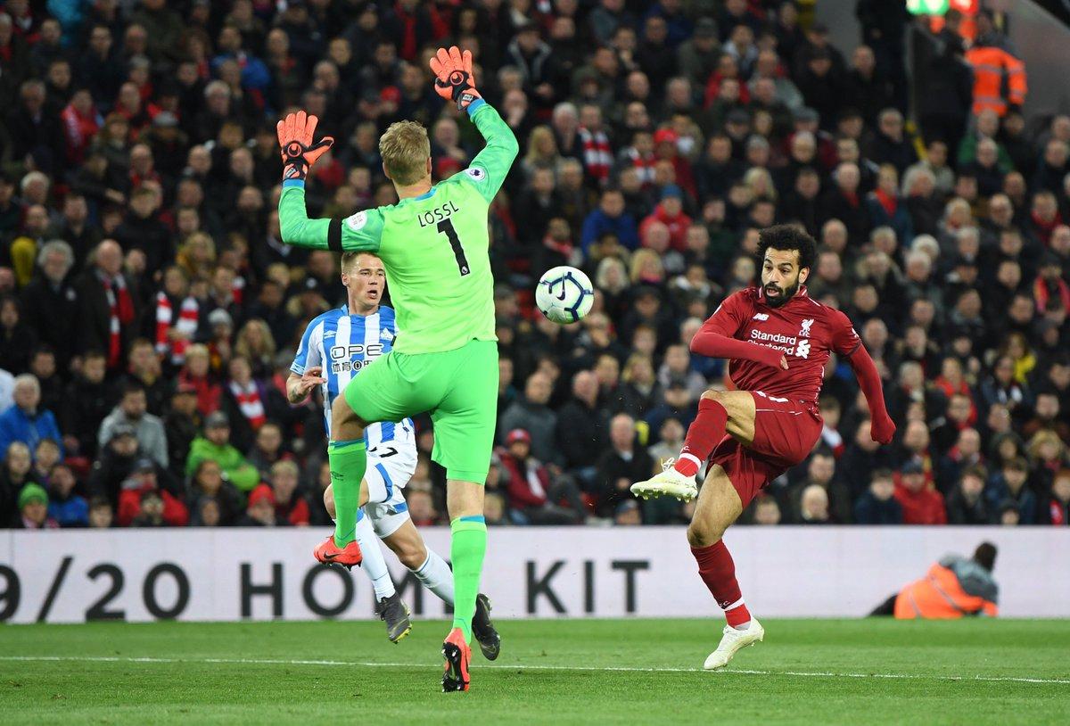 Xem lại Liverpool vs Huddersfield, 2h00 ngày 27/4 (Ngoại hạng Anh)