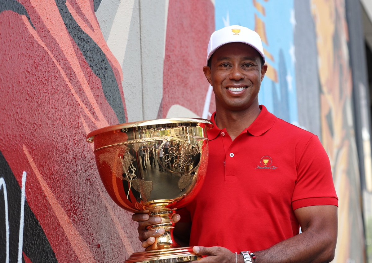 #USTeam Captain @TigerWoods has a new signature in this months blog post where he talks about 𝑎 𝑓𝑒𝑤 exciting things that have happened since we last heard from him 😉 📰presidentscup.com/news/2019/04/2…