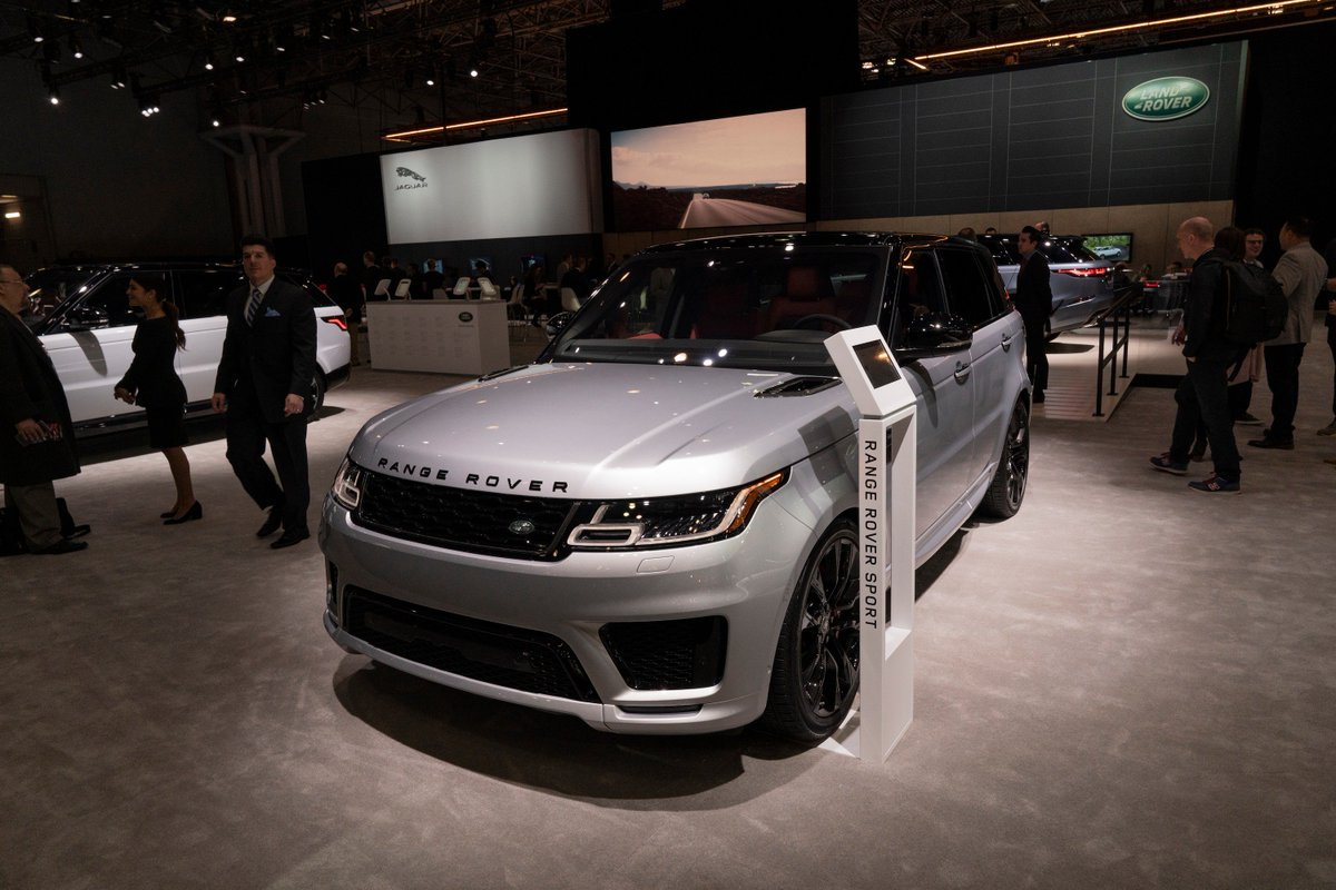 Range Rover Usa >> Land Rover Usa On Twitter With A Black Contrast Roof The Range