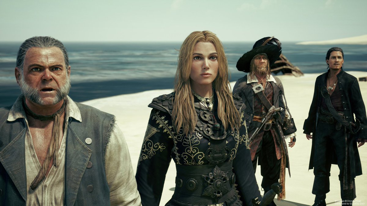 Arr... it might not be Talk Like a Pirate Day, but it might as well be seeing as it's @exkevinmcnally's birthday! May the wind be on your side, Mr. Gibbs.