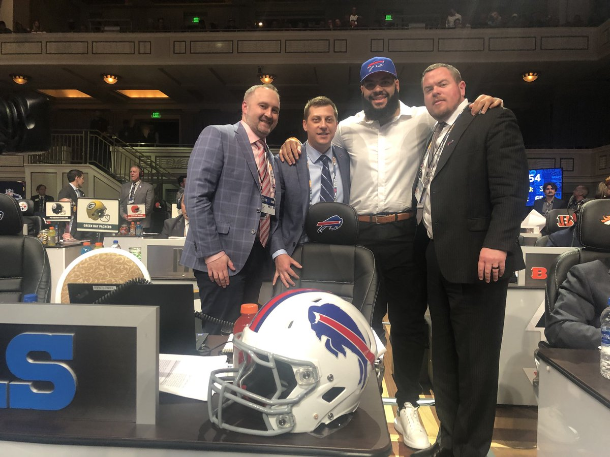 BILLS DRAFT RECAP: Buffalo adds talent to both sides of the ball in successful 2019 draft