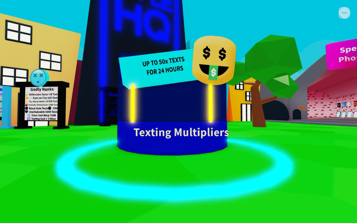 Ricky On Twitter Want Your Avatar In Texting Simulator Reply