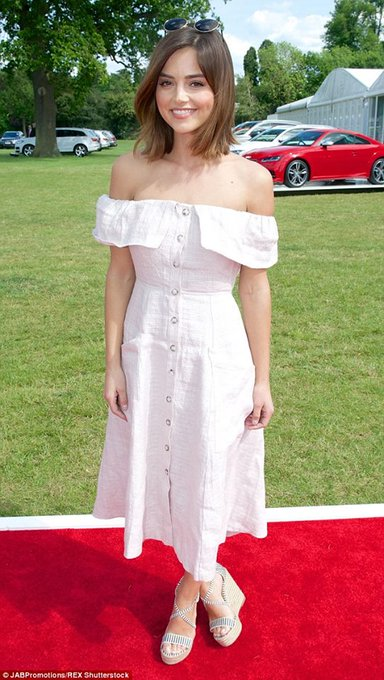 Happy Birthday, Jenna Coleman! Born: April 27, 1986 (age 33 years)