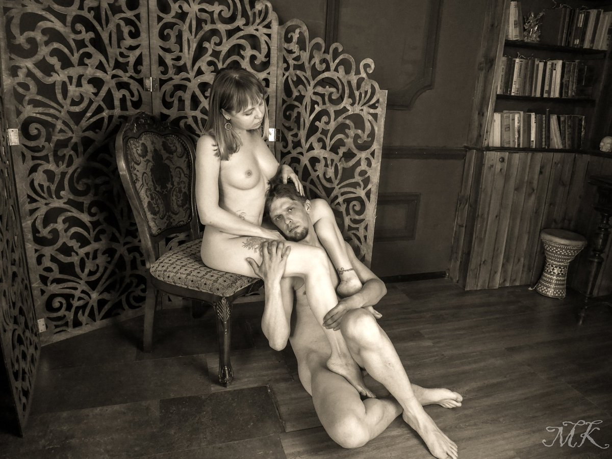 Experience first nude story