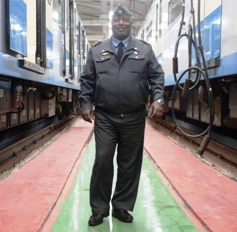 фото чернокожих поезд - 4
